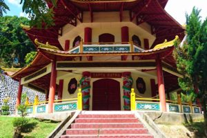 Steps leading to Entrance of the Pagoda