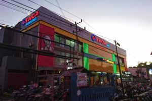 Building of Saga Supermarket